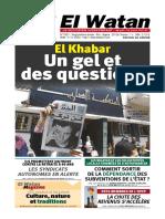 Journal El Watan 16.06.2016