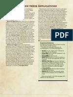 Perseuss Guide to Substances D&D 5e