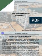 Proyectos Industriales