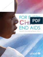 For Every Child, End AIDS - Seventh Stocktaking Report, 2016