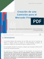 PPT Comisión de Mercado Financiero