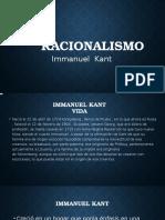Racionalismo Kant