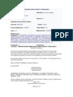 Convencion Interamericana Sobre Agentes Consulares (La Habana)