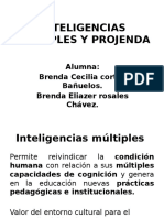 Inteligencias Multiples y Projenda