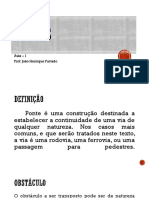 Pontes - Aula 1