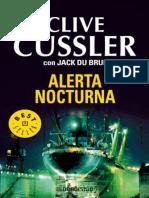 Alerta Nocturna - Clive Cussler