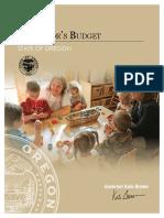 Proposed 2017-19 Oregon Budget