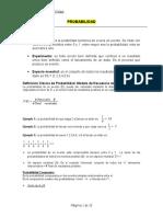 Principios de Probabilidad