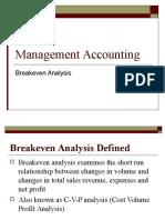 Breakeven Analysis_0.ppt