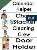 classroom helpers 1
