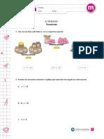 Ecuaciones Con Balanzas1