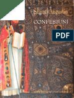 E. Munteanu Confesiunile Sfantului Augustin