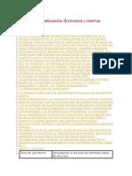 Apuntes Sobre Estimación de Recursos y Reservas