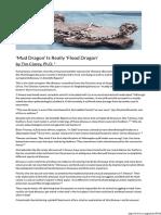 'Mud Dragon' is Really 'Flood Dragon'