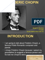 Chopin Sin Musica