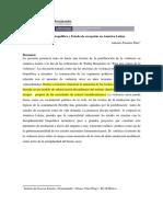 Violencia y Estado de Excepción en Latinoamerica