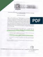Ordenanza Municipal Portoviejo