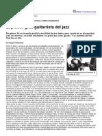 Diego Fisherman-El Primer Gran Guitarrista Del Jazz (Página 12)