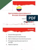 Acuerdos Comercial Con El Peru