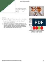 Halloumi Chips Recipe _ Homemade