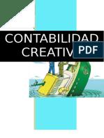 CONTABILIDAD CREATIVA- INFORME
