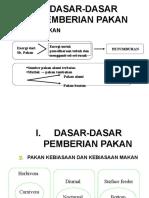 Manajemen Pakan & Formulasi Pellet (Siti)