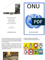 Folleto Naciones Unidas