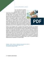 NOMS y Factores demograficos que influyen en la Salud