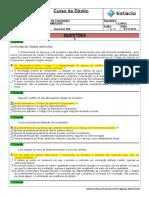 01 CCJ0023 WL Direito Do Consumidor AV2 Questões Condensadas 2015 Completo