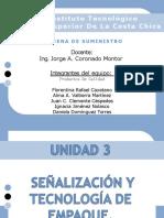 3 Normatividad Relacionada Con El Envase,Embalaje e Informacion Del Producto