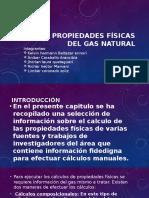 Grupo 1 Propiedades Físicas Del Gas Natural