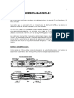 Distribucion Subterranea Radial en Bt