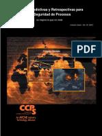 7 CCPS Metricas Predictivas y Retrospectivas Para Seguridad de Proces