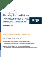 subcommittee2 mtg2 homework
