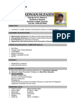 CV for the post of Computer Operator.pdf