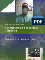 Cinesioterapia 11ª Aula- Terapia Intensiva Sem Fotos (1)