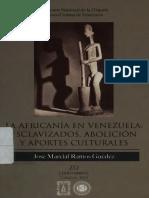 La Africania en Venezuela