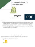 Evualuacion Diagnostica