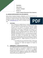 Demanda Titulo Supletorio Logica Juridica