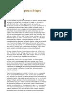 Página_12 Una Despedida Para El Negro Gonzalez