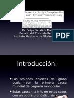 Factores pronósticos para NPL