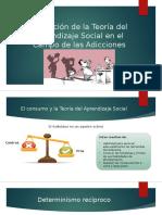 Aplicación de La Teoría Del Aprendizaje Social En