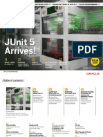 Java Magazine JUnit 5 Arrives