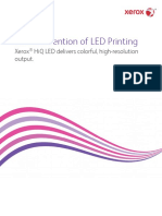 The Reinvention of LED Printing