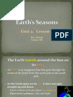redesigned seasons powerpoint