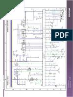 Diagrama Volvo FH Pedal Acelerador