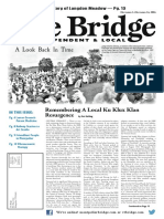 The Bridge, December 1, 2016