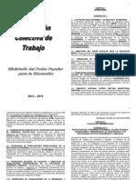 VII Convencion Colectiva 2013 2015
