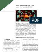 Graphic User Interface on Virtual Reality Tour Scene of SIMIGAPI_ArtPaper ADADA 2016