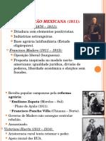 Aula 16 América Latina No Século XX